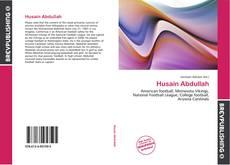 Husain Abdullah的封面