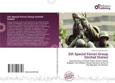 Bookcover of 5th Special Forces Group (United States)