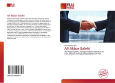 Bookcover of Ali Akbar Salehi
