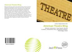 Bookcover of American Theatre Wing