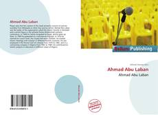 Bookcover of Ahmad Abu Laban