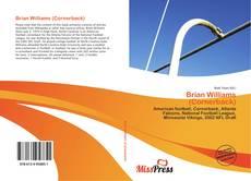 Bookcover of Brian Williams (Cornerback)