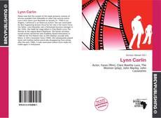 Copertina di Lynn Carlin