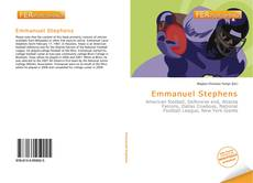 Bookcover of Emmanuel Stephens