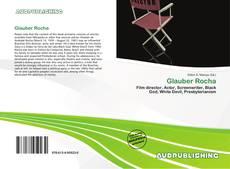 Capa do livro de Glauber Rocha