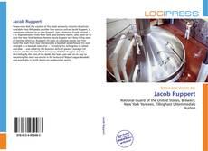 Buchcover von Jacob Ruppert