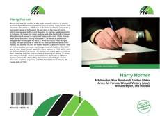 Bookcover of Harry Horner