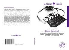 Capa do livro de Henry Bumstead