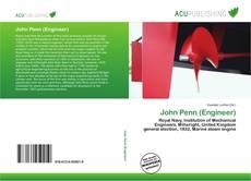 Portada del libro de John Penn (Engineer)