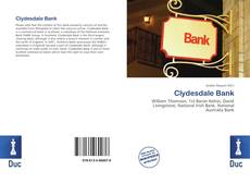 Bookcover of Clydesdale Bank