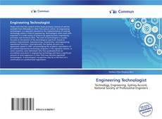 Couverture de Engineering Technologist