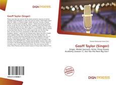 Copertina di Geoff Taylor (Singer)