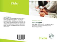 Bookcover of Julia Higgins