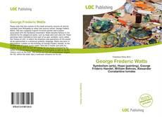 George Frederic Watts kitap kapağı