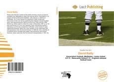 Bookcover of David Batty