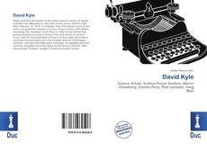 Bookcover of David Kyle