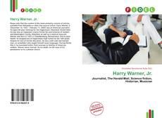 Обложка Harry Warner, Jr.