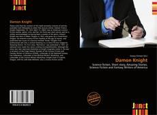 Couverture de Damon Knight