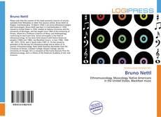 Buchcover von Bruno Nettl