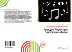 Обложка Delhi Music Academy