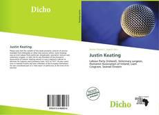 Capa do livro de Justin Keating
