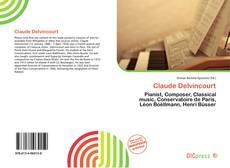 Bookcover of Claude Delvincourt