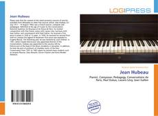 Jean Hubeau kitap kapağı