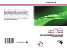 Bookcover of James Williams (Defensive Back)