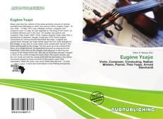 Bookcover of Eugène Ysaÿe