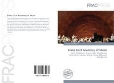 Portada del libro de Franz Liszt Academy of Music