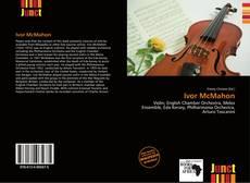 Bookcover of Ivor McMahon