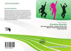 Buchcover von Caroline Quentin