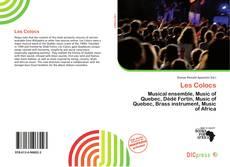 Bookcover of Les Colocs