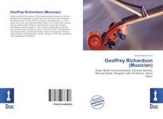 Bookcover of Geoffrey Richardson (Musician)