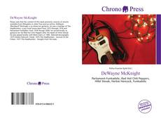 DeWayne McKnight kitap kapağı