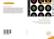 Bookcover of Ahmet Ertegun