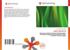 John Sciarra kitap kapağı
