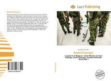 Buchcover von Emile Francqui