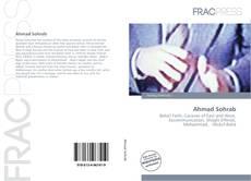 Bookcover of Ahmad Sohrab