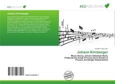 Johann Kirnberger的封面
