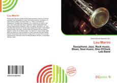 Lou Marini kitap kapağı