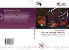 Bookcover of Berklee College of Music