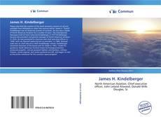 Bookcover of James H. Kindelberger