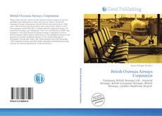 British Overseas Airways Corporation kitap kapağı