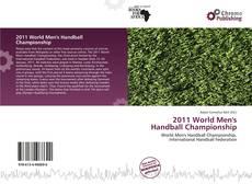 Portada del libro de 2011 World Men's Handball Championship