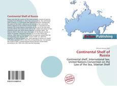 Continental Shelf of Russia kitap kapağı