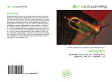 Bookcover of Kenny Ball