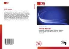 Dixie Howell kitap kapağı