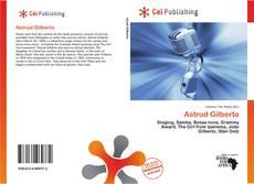 Bookcover of Astrud Gilberto
