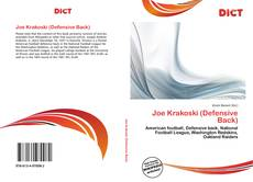 Bookcover of Joe Krakoski (Defensive Back)